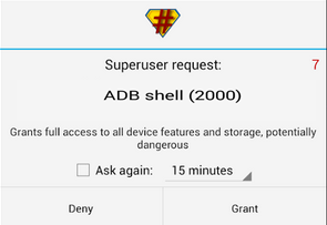 How to recover deleted photos from android internal memory